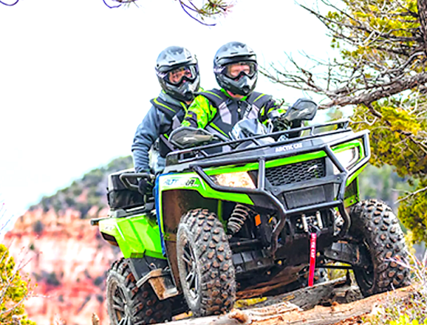 Квадроциклы ARCTIC CAT (АРКТИК КЕТ)