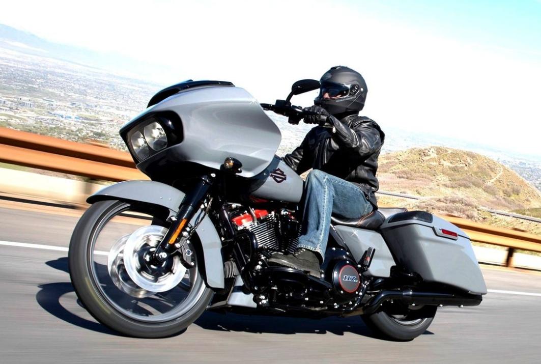 купить в Екатеринбурге Harley-Davidson Road Glide